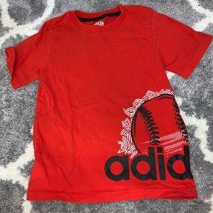 Adidas: Boy Tshirt